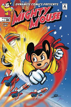Image: Mighty Mouse #2 (cover A - Adams) - Dynamite