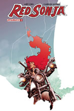 Image: Red Sonja Vol. 04 #7 (cover A - McKone)  [2017] - Dynamite