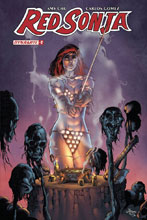 Image: Red Sonja #7 (cover E subscription - Rubi) - Dynamite