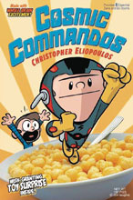 Image: Cosmic Commandos Vol. 01 GN  - Dial Books