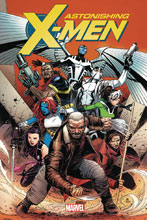 Image: Astonishing X-Men #1 (DFE signed - Cheung) - Dynamic Forces