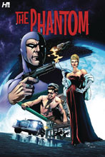 Image: Phantom: President Kennedy's Mission #1 (regular cover - Brooks)  [2017] - Hermes Press