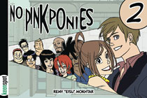 Image: No Pink Ponies Vol. 02 GN  - Keenspot Entertainment