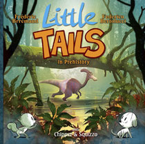 Image: Little Tails in Prehistory Vol. 04 HC  - Magnetic Press