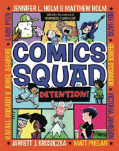 Image: Comics Squad Recess Vol. 03: Detention GN  - Random House Books For Young R
