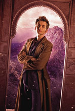 Image: Doctor Who: The 10th Doctor - Year Three #7 (cover B - Photo) - Titan Comics