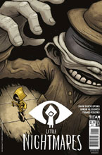 Image: Little Nightmares #3 (cover A - Alexovich) - Titan Comics