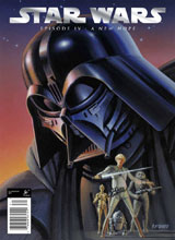 Image: Star Wars: A New Hope Official Collector's Edition SC  (PX cover) - Titan Comics