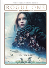 Image: Star Wars: Rogue One Story - Official Mission Debrief HC  - Titan Comics