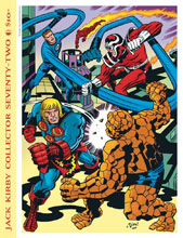 Image: Jack Kirby Collector #72 - Twomorrows Publishing