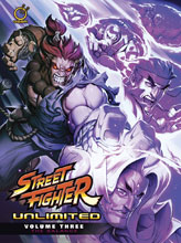 Image: Street Fighter Unlimited Vol. 03: Balance HC  - Udon Entertainment Inc