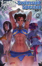 Image: Street Fighter Swimsuit Special 2017  (cover A - Star) - Udon Entertainment Inc
