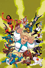 Image: Faith and the Future Force #1 (cover B - Kano) - Valiant Entertainment LLC