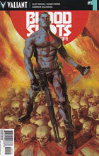 Image: Bloodshot's Day Off #1 (Guedes incentive cover - 40151) (20-copy) - Valiant Entertainment LLC