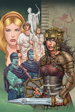 Image: Britannia: We Who Are About to Die #4 (cover B - Ryp) - Valiant Entertainment LLC