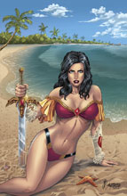 Image: Grimm Fairy Tales 2017 Swimsuit Special  (cover A - Reyes)  [2017] - Zenescope Entertainment Inc