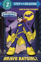 Image: DC Super Friends: Brave Batgirl Young Reader SC  - Random House Books For Young R