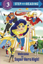 Image: DC Super Hero Girls: Welcome to Super Hero High  - Random House Books For Young R