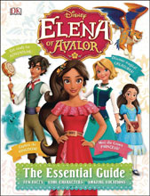 Image: Disney: Elena of Avalor Essential Guide  - DK Publishing Co