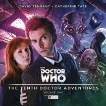 Image: Doctor Who: 10th Doctor Adventures Audio CD Vol. 01  - Big Finish