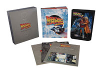 Image: Back to the Future Sculpted Movie Poster & Ultimate Visual History  - Insight Editions
