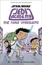 Image: Star Wars Jedi Academy Young Reader Vol. 05: Force Oversleeps HC  - Scholastic Inc.