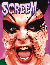 Image: Screem #33 (limited edition cover) - Screem