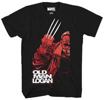 Image: Marvel T-Shirt: Three Reasons [Black]  (XXL) - Mad Engine