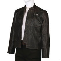 Image: Star Wars Ep7 Han Solo Jacket Replica  (S) - Anovos Productions, LLC