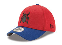 Image: Spider-Man: Homecoming - Shadow OTC 39Thirty Cap  (L/XL) - New Era Cap Co