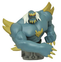Image: JLA Animated Series Resin Bust: Doomsday  - Diamond Select Toys LLC