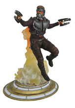 Image: Marvel Gallery Guardians of the Galaxy V2 PVC Figure: Star-Lord  - Diamond Select Toys LLC