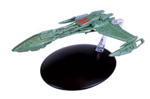Image: Star Trek Starships Figure Magazine #102 (Klingon D-5) - Eaglemoss Publications Ltd