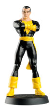 Image: DC Superhero Best of Figure Collectable Magazine #36 (Black Adam) - Eaglemoss Publications Ltd