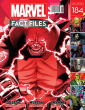 Image: Marvel Fact Files #184 (Colossus cover) - Eaglemoss Publications Ltd