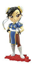 Image: Street Fighter Knockouts Ser1 Vinyl Figure: Chun-Li  - Cryptozoic Entertainment