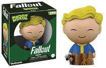 Image: Dorbz Fallout Vinyl Figure: Vault Boy - Rooted  - Funko