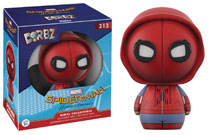 Image: Dorbz Spider-Man Homecoming Vinyl Figure: Spider-Man  (Homemade Suit) - Funko
