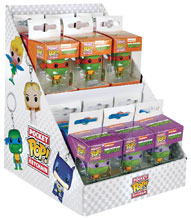 Image: Funko Pocket POP!12-Piece Cardboard PDQ Display  - Funko