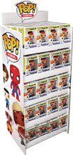 Image: Funko POP! 80-Piece Cardboard Display  - Funko