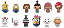 Image: Pint-Sized Heroes Despicable Me 3 24-Piece Blind Mystery Box Display  - Funko