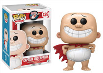 Image: POP! Captain Underpants Vinyl Figure: Capt. Underpants  - Funko