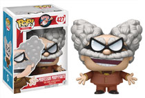 Image: POP! Captain Underpants Vinyl Figure: Professor Poopypants  - Funko