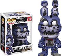 Image: POP! FNAF Vinyl Figure: Nightmare Bonnie  - Funko