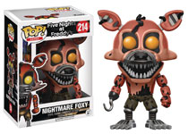 Image: POP! FNAF Vinyl Figure: Nightmare Foxy  - Funko
