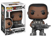 Image: POP! Gears of War Vinyl Figure: Augustus Cole  - Funko