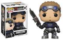 Image: POP! Gears of War Vinyl Figure: Damon Baird  (Armored) - Funko