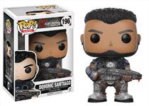 Image: POP! Gears of War Vinyl Figure: Dominic Santiago  - Funko