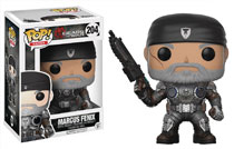 Image: POP! Gears of War Vinyl Figure: Marcus Fenix  (Old Man) - Funko