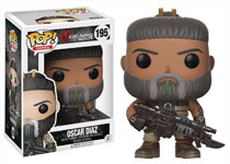 Image: POP! Gears of War Vinyl Figure: Oscar  - Funko